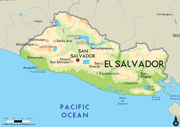 Shipping to El Salvador from USA
