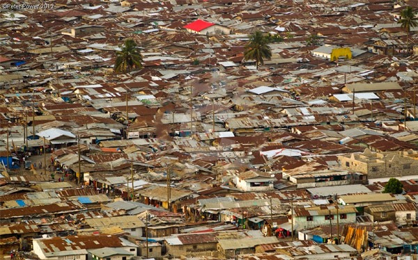 Shipping to Liberia from USA