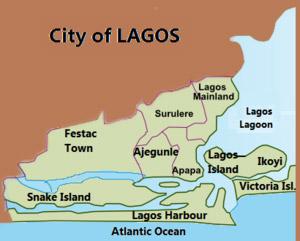 Shipping to Lagos Nigeria