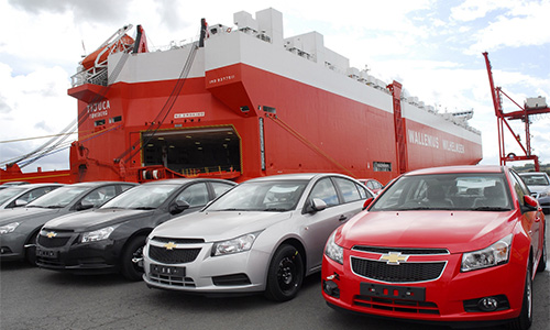 Shipping Cars Overseas