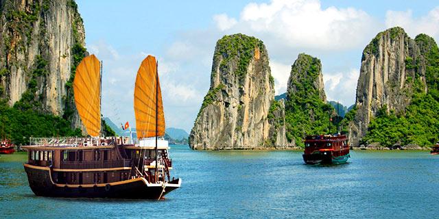 Ship to Vietnam
